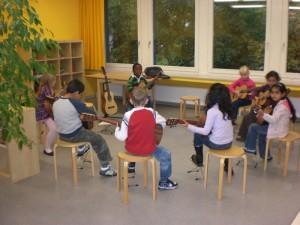 JeKi- Klasse 2 Gitarre