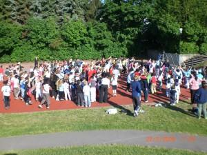 Schulhof, Sportfest 154